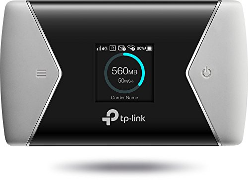 TP-Link M7650 LTE Router Test
