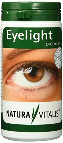 Natura Vitalis Eyelight - 400 Augenkapseln