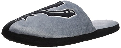 Forever Collectibles San Antonio Spurs Split Farbe Slide Slipper groß - San Antonio Spurs-bean-bag