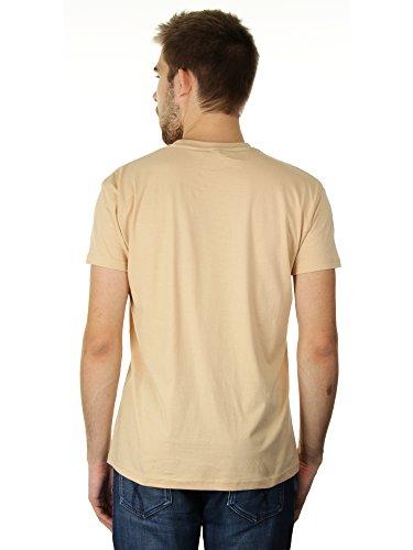 Cafe-Schoko-Wodka-Valium-Latte To Go - Herren T-Shirt von Kater Likoli Sand