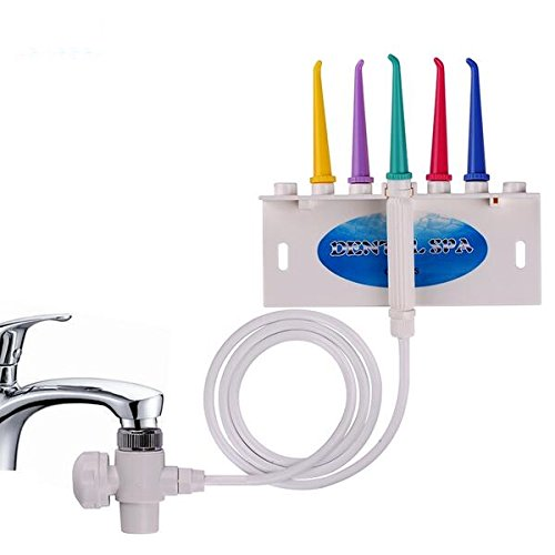 Irrigador dental spa dientes sanos limpiador