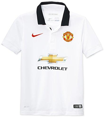 Nike - Camiseta del equipo del Manchester United para niño...
