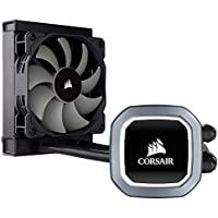 Corsair Hydro H60 Wasserkühlung (120mm Lüfter, All-In-One Extreme Performance CPU) schwarz