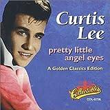 Songtexte von Curtis Lee - Pretty Little Angel Eyes