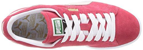 Puma Classic Wns, Baskets mode femme Rose (Geranium)