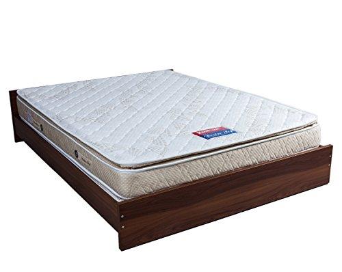 Kurl-on Desire Pillow Top 6-inch King Size Spring Mattress (78x72x6) Image 2
