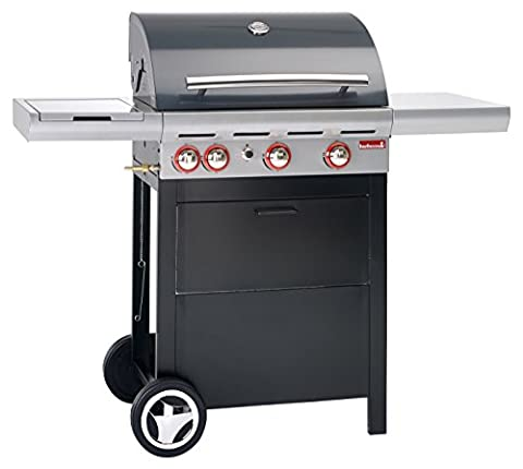 Barbecook Grill, Gasgrill Spring 350, schwarz, 133 x 57 x