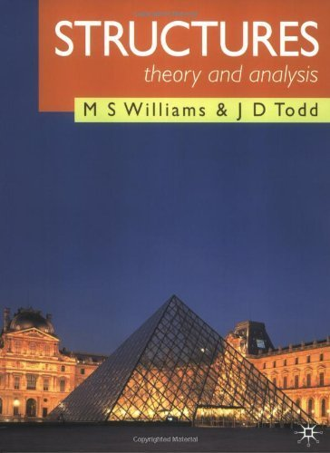 Structures: Theory and Analysis by Martin S. Williams ( 2000 ) Paperback
