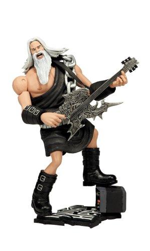 McFarlane Guitar Hero God of Rock Figur - Video-spiel-gitarre