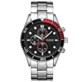Curren Casual Watch For Men Analog Stainless Steel - CU8029