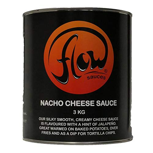 Nacho Cheese Sauce - 3 kg can by Kitchen Professional.
