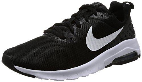 Max Jungen Air Nike Sneakers (Nike Jungen Sneaker Air Max Motion LW (GS) Junior Gymnastikschuhe, Schwarz (Black/White 003), 40 EU)