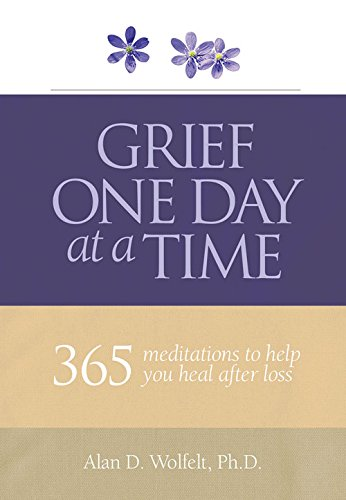 Grief One Day at a Time Cover Image