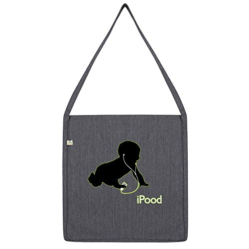 Twisted Envy iPood Baby Tasche Grau dunkelgrau Gry Ipod