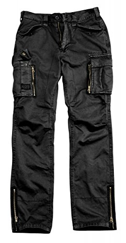 Alpha Industries Hose Overland Pant VF wsh. black