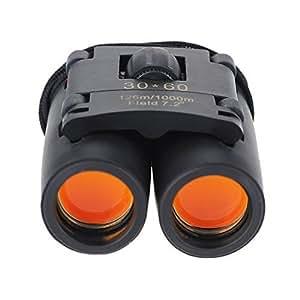 Patuoxun ® 60 x 30 Jumelles Vision nocturne de randonnée/activités en plein air, Climbiing, bateau, oiseaux, etc.