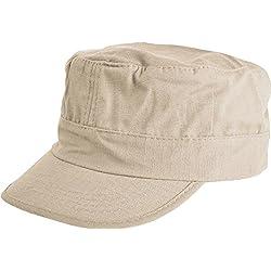 normani BDU Cap Feldmütze Farbe Khaki Größe XXL