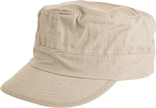 BDU Cap Feldmütze Farbe Khaki Größe M (Khaki Bdu)
