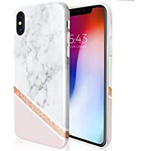 coque iphone x effet marbre