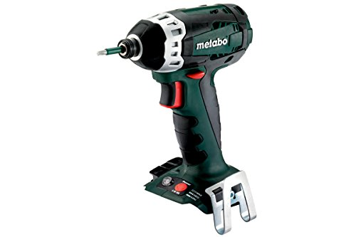 Preisvergleich Produktbild Metabo 602196890 Volt-Akku-Schlagschrauber SSD 18 LTX 200 | + Gürtelhaken m. Bitdepot, MetaLoc Koffereinlage | Arbeitslicht / Rückschlagarm / Ultra-M-Technologie (18V / ohne Akku und Ladegerät)