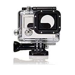 Generic 45M Underwater Waterproof Housing Dive Protective Case for Gopro Hero 3 3+