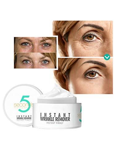 AJUMKER Neue Peptid-Faltencreme 5 Sekunden Faltenentfernung Feuchtigkeitsspendende Anti-Aging-Straffende Haut Ageless Agitation Tighten Instant Cream