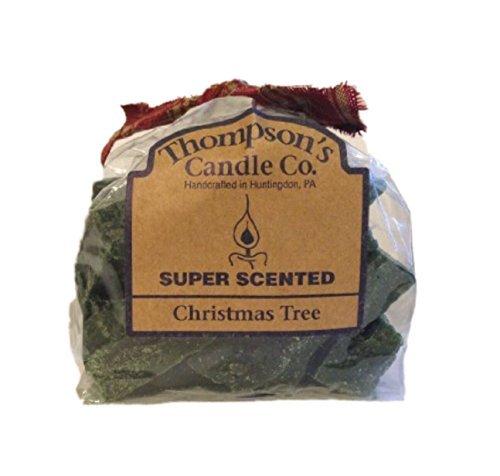 Thompson 's Kerzen Crumbles-Christmas Baum (Torten Duftkerze)