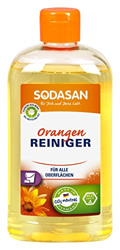 6 x 500 ml SODASAN Orangenreiniger -