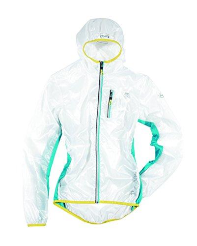 Northland Professional Veste pour femme VENTA Veste fonctionnelle Multicolore - Blanc/turquoise
