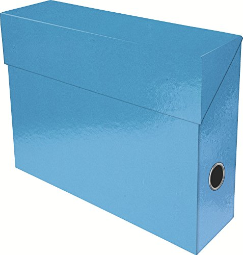 exacompta-89927e-boite-transfert-papier-9-cm-bleu-clair