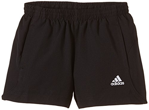 adidas Kinder Shorts Essentials Chelsea, Schwarz, 140, Z29708
