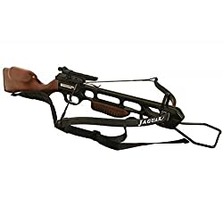 Jaguar Recurve Wooden Crossbow Kit For Professional Target Practice