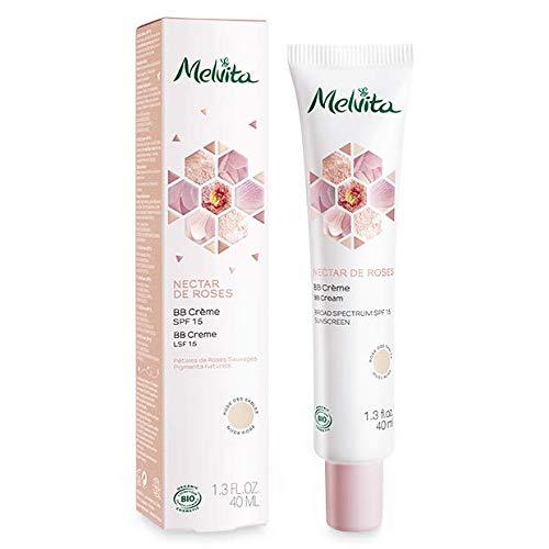 Melvita - Bb Crème Nectar De Roses 40Ml Bio - Lot De 2 - Livraison Rapide En France - Prix Par Lot