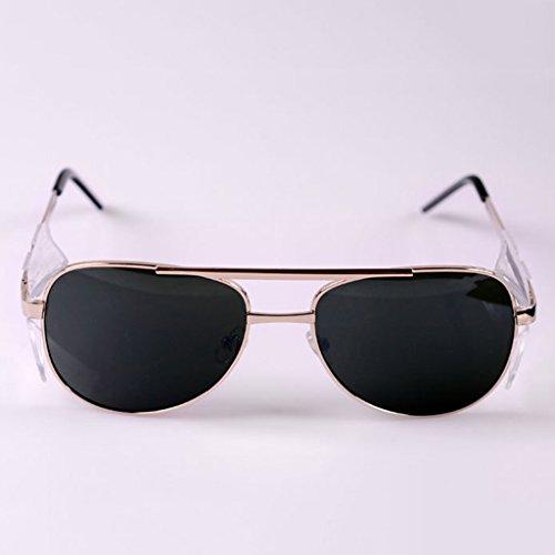 YUNFEILIU Schweißgläser/Argon Lichtbogenschweißgeräte Spezielle Schutzbrillen/Anti-Shock Anti-Splash Blendschutzbrillen
