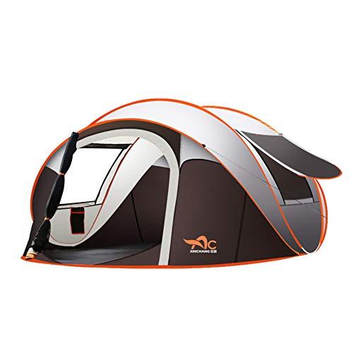 ERLIANG Outdoor Automatikzelt 1 Sekunde Geschwindigkeit offen Wildes Zelt-Set Geschwindigkeit offenes Zelt 5-8 Personen