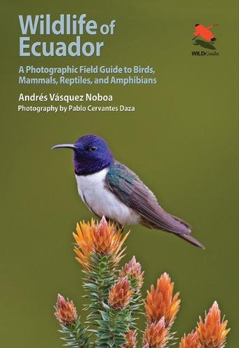 Wildlife of Ecuador: A Photographic Field Guide to Birds, Mammals, Reptiles, and Amphibians (Wildlife Explorer Guides)
