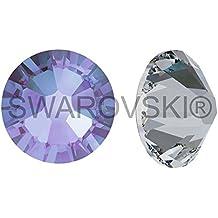 Online de sombrero 40Swarovski® piedras Sapphire AB Aurore (206ab) SS 5(1,70–1,90mm)