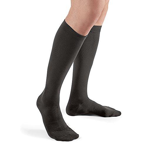 Futuro Restoring Dress Socks for Men, Black, Extra Large, Firm (20-30 mm/Hg) by Futuro (Socken Futuro Kompression)