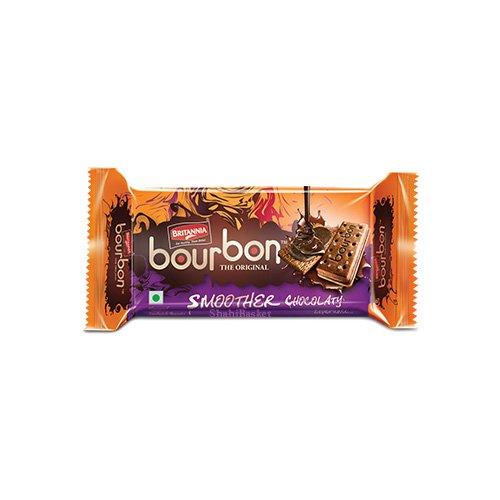 Britannia Biscuits - Bourbon, 60g Pack