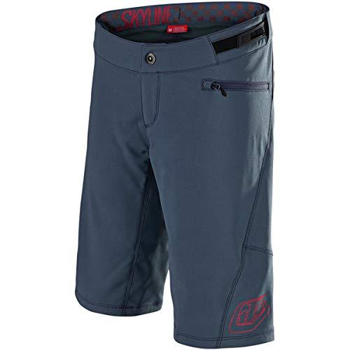 Troy Lee Designs Skyline Damen Shorts Grau/Rot XL -