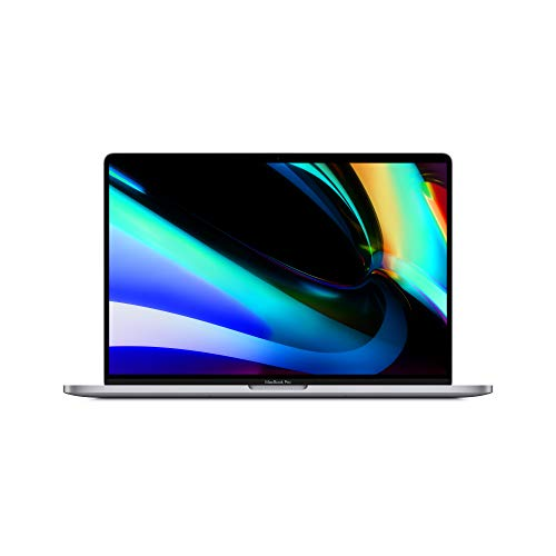 "Neues Apple MacBook Pro (16"", 16GB RAM, 512GB Speicherplatz, 2,6GHz Intel Core i7) - Space Grau"