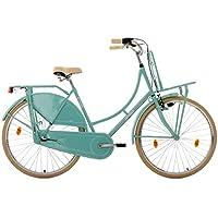 "KS Cycling Tussaud Vélo Porte Bagage Avant 28"""