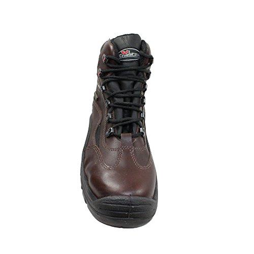 TuF goretex s3 wR sRC chaussures de travail chaussures berufsschuhe businessschuhe chaussures marron Marron - Marron
