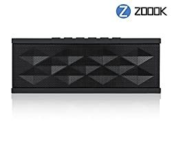Zoook Jazz MusicBot 14W Bluetooth Speakers (Black)
