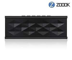 Zoook Jazz MusicBot 14W Bluetooth Speakers (Black)