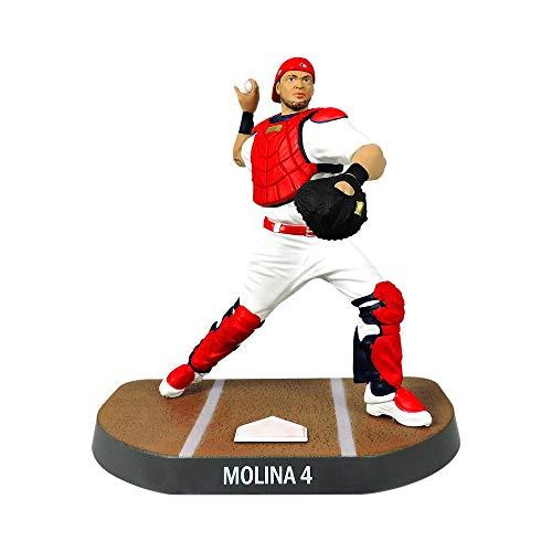 Imports Dragon 2018 Yadier Molina St. Louis Cardinals MLB Figur (16 cm) (Mlb St Louis Cardinals)