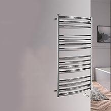TT Toallero eléctrico de Toalla para baño tendedero de Acero Inoxidable para baño Toallero para Toalla
