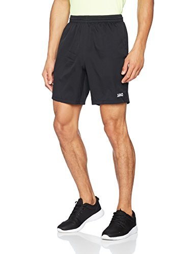 JAKO Herren Classico Shorts Und Röcke, schwarz, M -