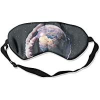 Eye Mask Eyeshade Planet Art Sleep Mask Blindfold Eyepatch Adjustable Head Strap preisvergleich bei billige-tabletten.eu