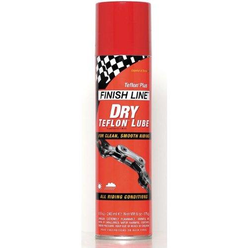 Finish Line Dry Teflon Plus Lube Spray by Finish Line